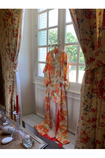 Sun-Sets #24 Kimono Ss20 One Size S/M Sun-Sets #24 Kimono Ss20 One Size S/M