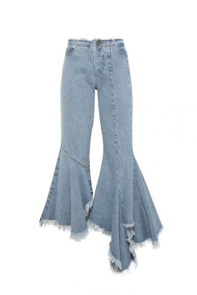 Denim Blue 'Flirty' Jeans *Recycled Cotton* Denim Blue 'Flirty' Jeans *Recycled Cotton*