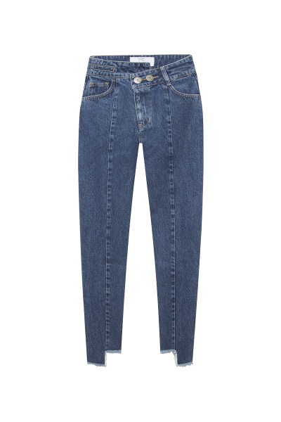 Step Blue Denim Jean *Recycled Cotton Step Blue Denim Jean *Recycled Cotton