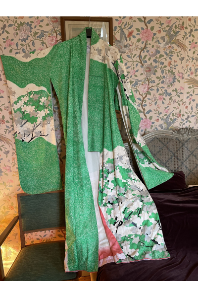 Sun-Sets #129 Kimono SS21 One Size S/M Sun-Sets #129 Kimono SS21 One Size S/M