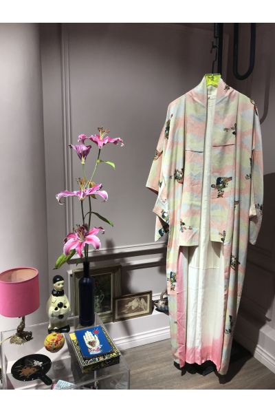 Sun-Sets #143 Kimono SS21 One Size S/M Sun-Sets #143 Kimono SS21 One Size S/M