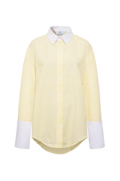 Backless Shirt Yellow Backless Shirt Yellow