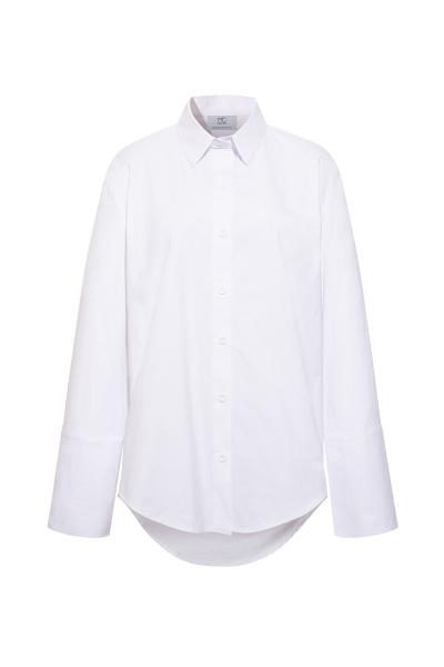 White Xl Cuff Shirt White Xl Cuff Shirt