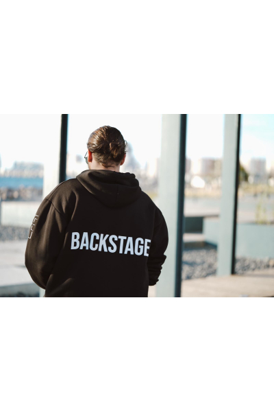 BACKSTAGE HOODIE ONE SIZE