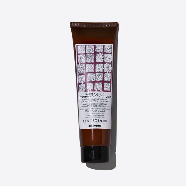 Davines Replumping Esneklik Kazandıran Yoğunlaştırıcı Saç Kremi 150ml Davines Replumping Esneklik Kazandıran Yoğunlaştırıcı Saç Kremi 150ml