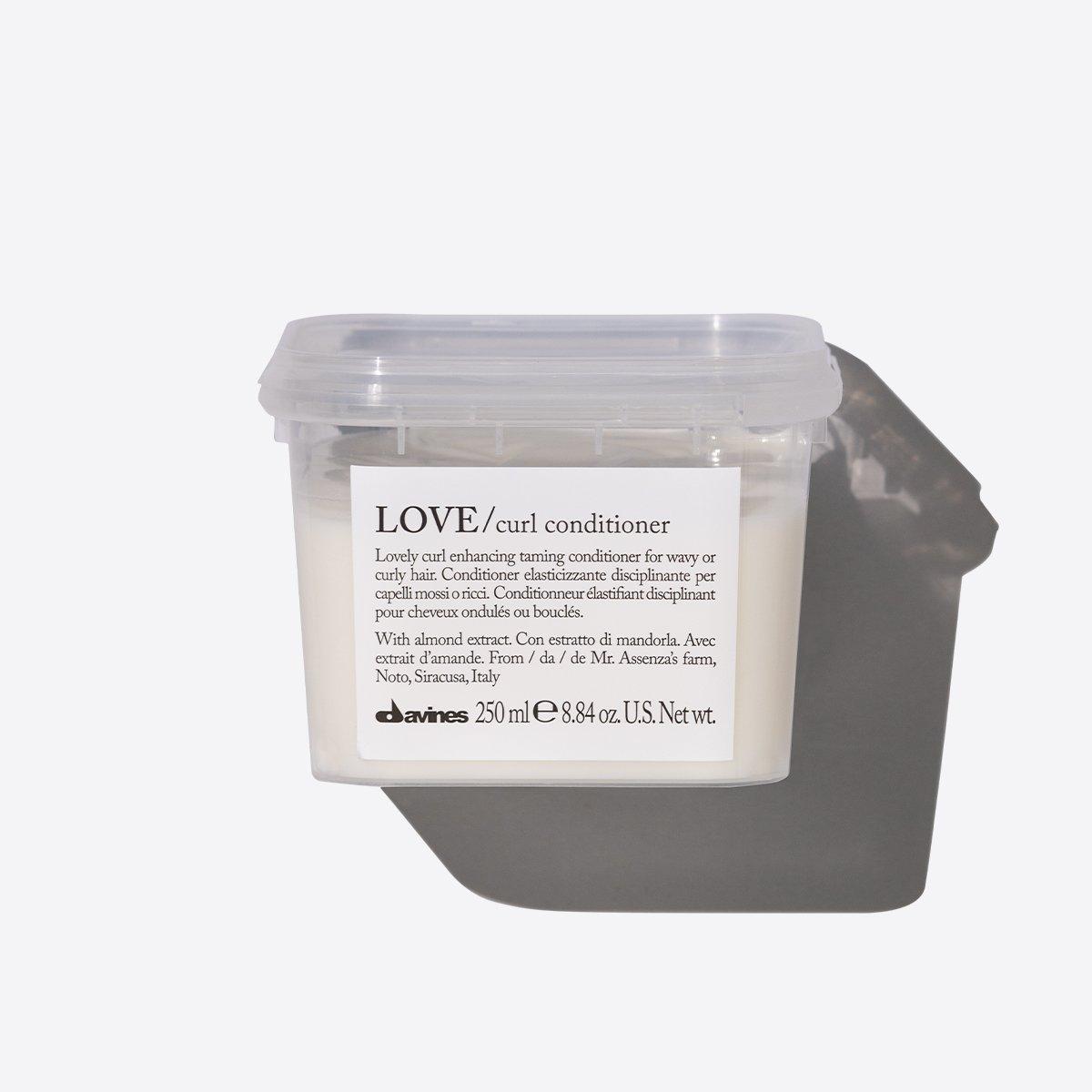 Davines Love Bukle Belirginleştirici Saç Kremi 250ml