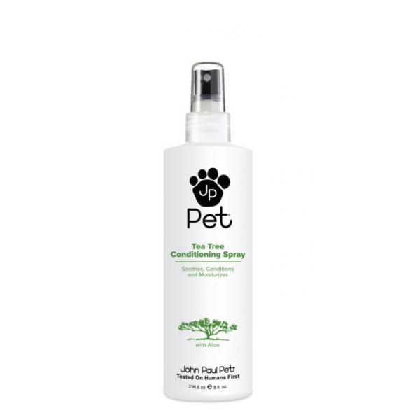 John Paul Pet Tea Tree Nemlendirici Spray 236 ml John Paul Pet Tea Tree Nemlendirici Spray 236 ml