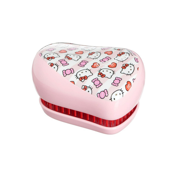 Tangle Teezer Compact Styler Hello Kitty Stripes Saç Fırçası Tangle Teezer Compact Styler Hello Kitty Stripes Saç Fırçası