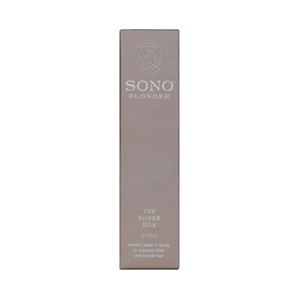 Sono Blonder The Silver Silk Durulanmayan Maske 150ml Sono Blonder The Silver Silk Durulanmayan Maske 150ml