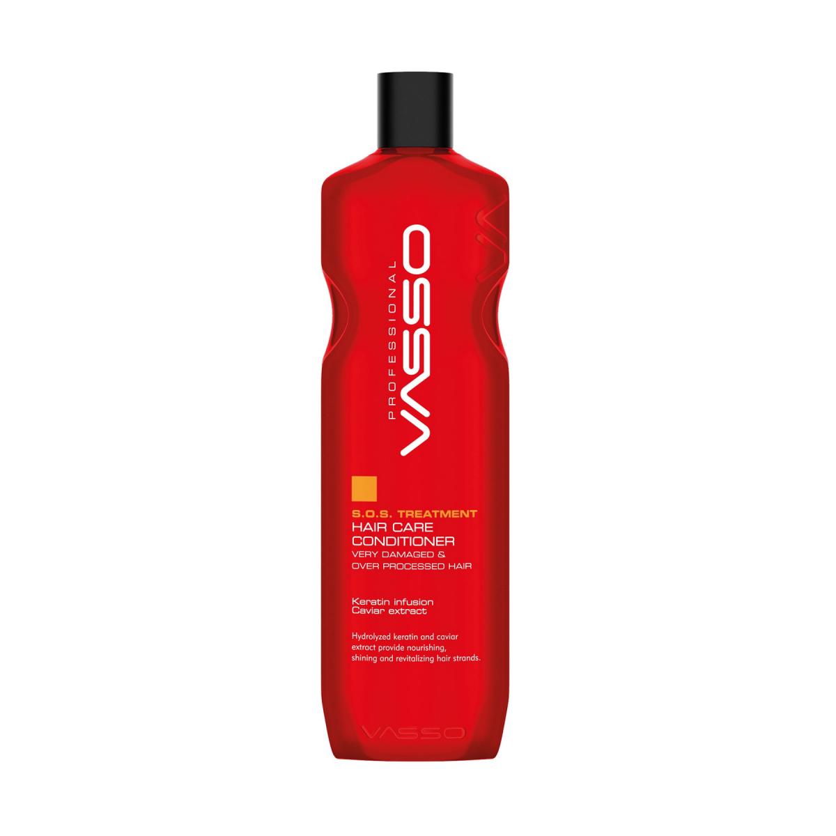 VASSO WOMEN Yıpranmış Saçlar Için Acil Kurtarma Kremi - Vasso S.o.s Treatment Hair Care Conditioner