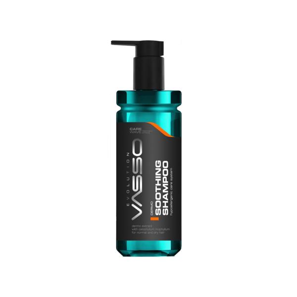 VASSO MAN Karma Saçlar Için Saç Derisi Yatıştırıcı Şampuan - Vasso Men Soothing Dermo Shampoo 370 Ml VASSO MAN Karma Saçlar Için Saç Derisi Yatıştırıcı Şampuan - Vasso Men Soothing Dermo Shampoo 370 Ml