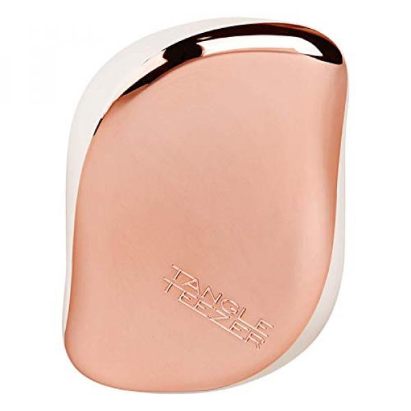 Tangle Compact Styler Ivory Rose Gold Saç Fırçası Tangle Compact Styler Ivory Rose Gold Saç Fırçası