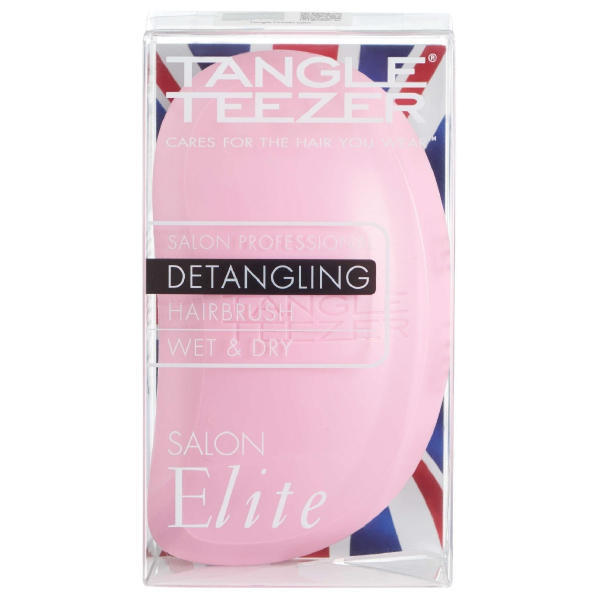 Tangle Teezer Salon Elite Pink Lilac Saç Fırçası Tangle Teezer Salon Elite Pink Lilac Saç Fırçası