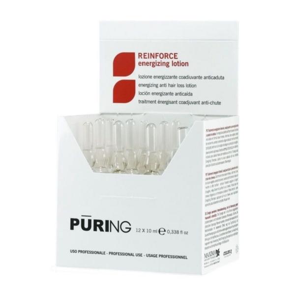 PURING Reinforce Energizing Lotion Saç Losyonu 12x10ml PURING Reinforce Energizing Lotion Saç Losyonu 12x10ml