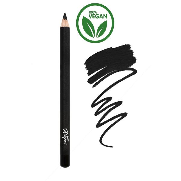 Kirpi Vegan Göz Kalemi Magic - Siyah Kirpi Vegan Göz Kalemi Magic - Siyah