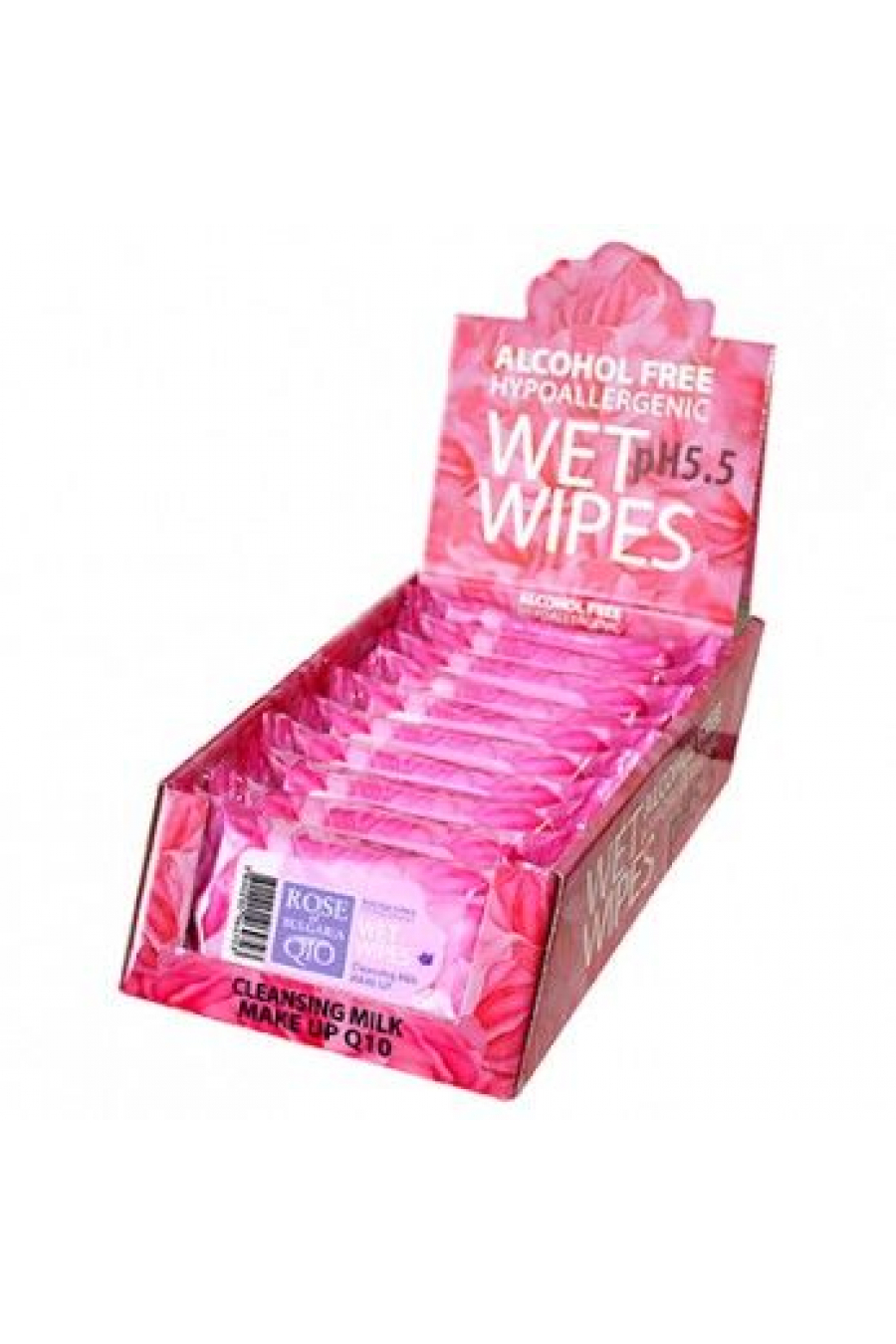 Wet Wipes For Make-Up