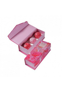 Gıft Set 3 PCS Gılycerıne Soap Roses