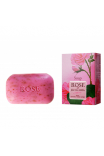 Natural Cosmetic Soap Rose Of Bulgaria