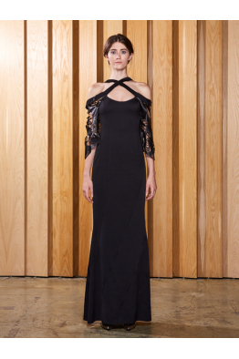 Tuba Ergin FW17018 dress