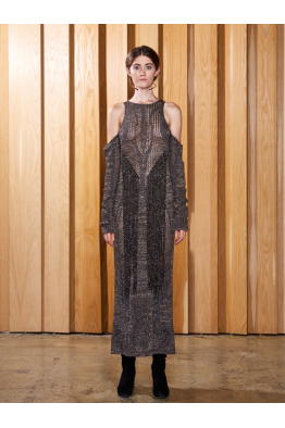 Tuba Ergin FW17023 dress