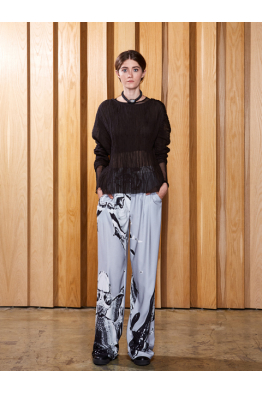 Tuba Ergin FW17028 pants