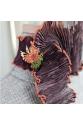 Buket Fular-Kahverengi/Turuncu