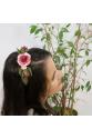 Gül taç - Pembe