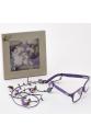 Gözlük ve Maske İpi ( Bahar ) - Mor