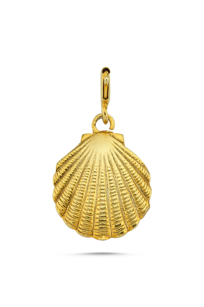 Büyük İstiridye Charm Gold Büyük İstiridye Charm Gold