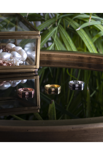 Maya Serçe Parmak Yüzüğü