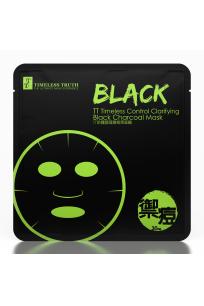 Timeless Control Arındırıcı Siyah Kömür Maskesi