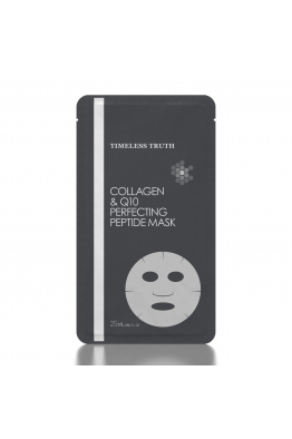 Kolajen & Q10 Peptid Soft Touch Maske