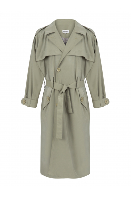 OUTKASTPEOPLE TIMA TRENCHCOAT
