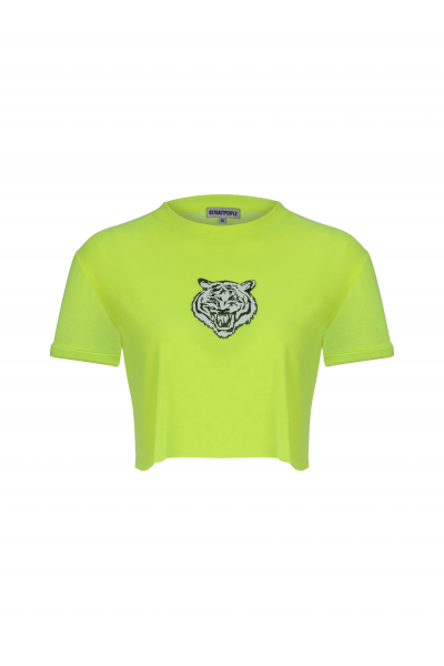 OUTKASTPEOPLE LILY TSHIRT NEON