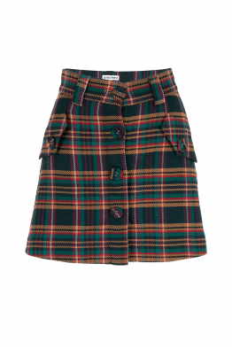OUTKASTPEOPLE BANKS SKIRT