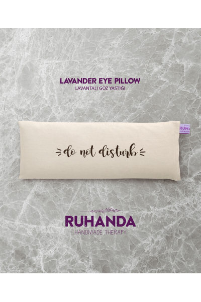 Do Not Disturb Lavantalı Göz Yastığı