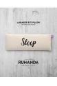 Sleep Lavantalı Göz Yastığı
