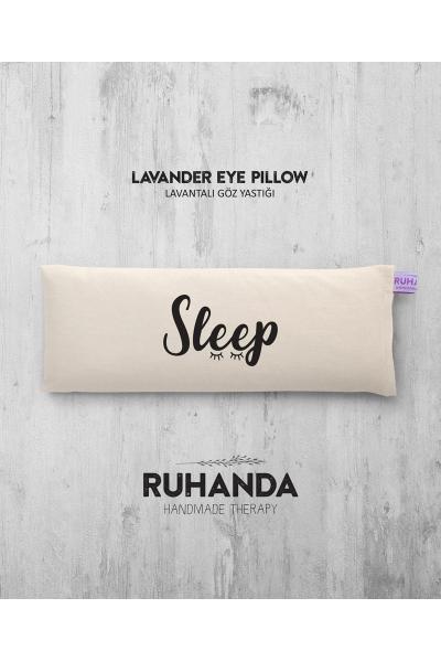 Sleep Lavantalı Göz Yastığı Sleep Lavantalı Göz Yastığı
