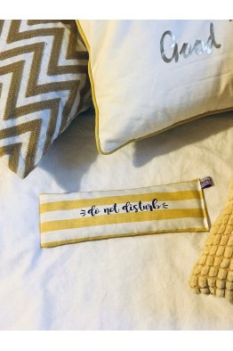 Ruhanda Do Not Disturb Lavantalı Göz Yastığı - (S)
