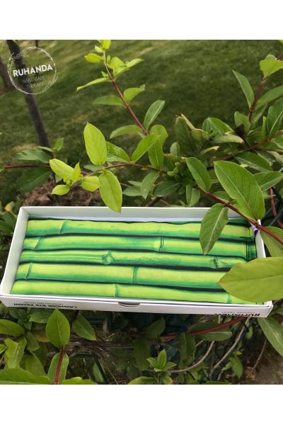 Bambu Lavantalı Göz Yastığı  Bambu Lavantalı Göz Yastığı