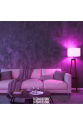 RGB LED RC Ampul 9W Erotscnigli