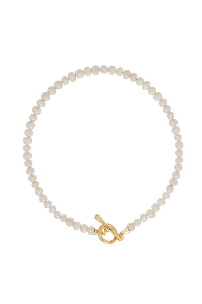 Pearl Gold Kolye