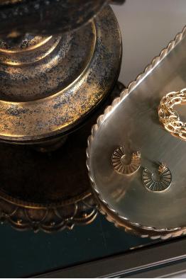 Miklan İstanbul Mella Gold Küpe