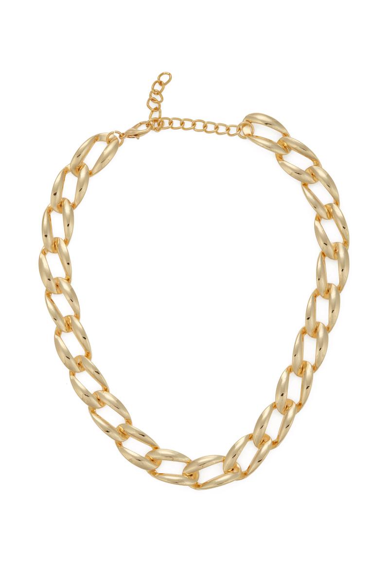 Round Chain Kolye