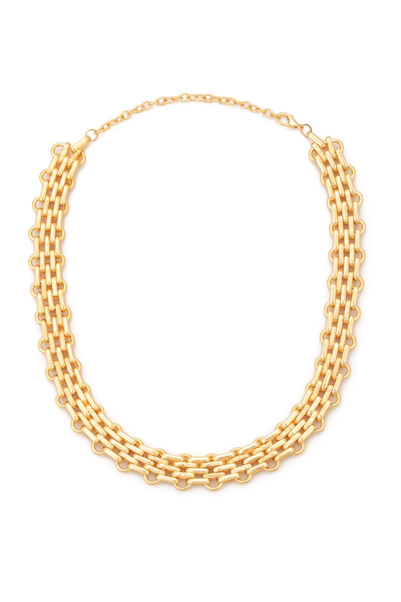 Curb Chain Kolye