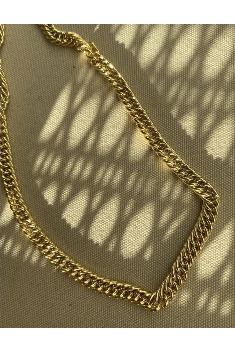 Cuban Link Chain Kolye