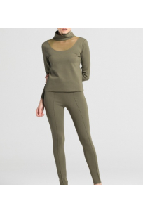Skinny Sweatshirt+Pantolon
