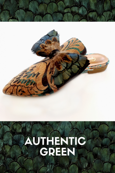 AUTHENTIC GREEN