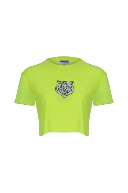 OUTKASTPEOPLE NEON LILY TSHIRT