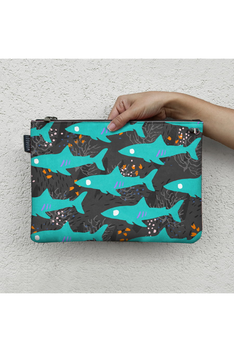 Köpek Balığı Clutch
